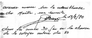 A propos du buste de Bugatti