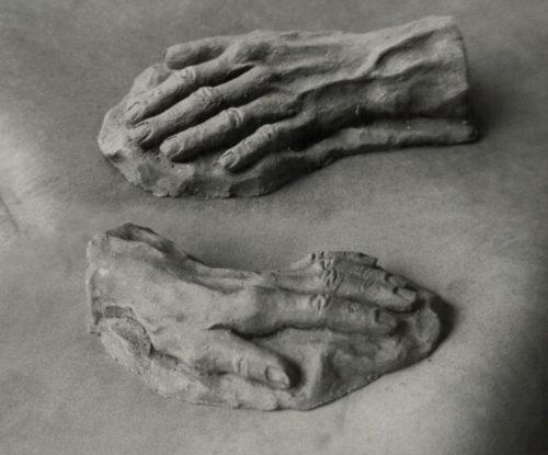 Les mains de ma grand-mère