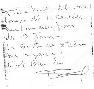 Pierre Viel sur Bugatti